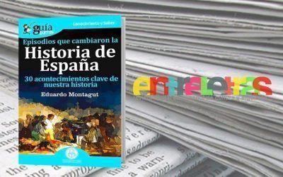 'Entreletras' ha reseñado en su portal web este libro
