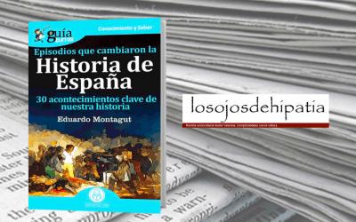 Eduardo Montagut habla sobre historia en 'Los ojos de Hipatía'