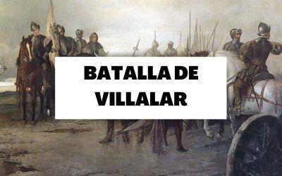 Descubre todo sobre la batalla de Villalar